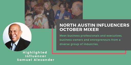 North Austin Influencers October Mixer