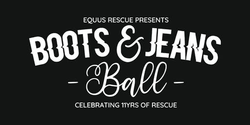 Boots & Jeans Ball - Cancelled