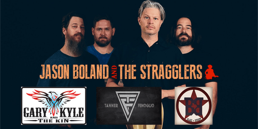 Jason Boland & the Stragglers, Gary Kyle & more at the Ridglea Theater