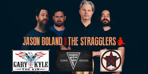 Jason Boland & the Stragglers, Gary Kyle & more at the Ridglea Theater