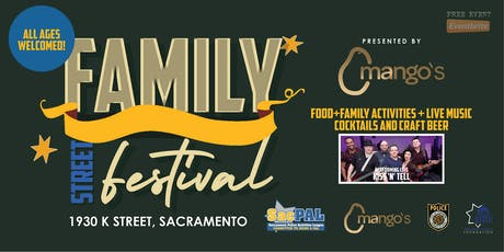 SacPAL Family Festival tickets