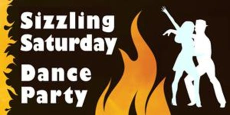 Forsgate CC Sizzling Saturday Dance and Social with Cha Cha Lesson ~ Singles & Couples  190803 Lmod tickets