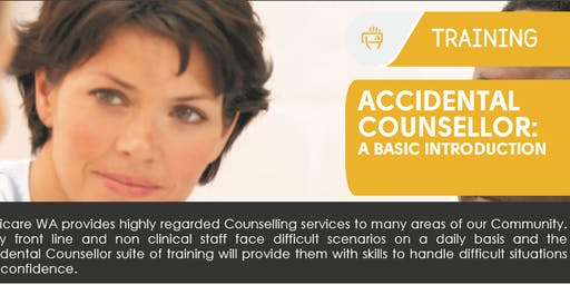 Accidental Counsellor Katanning