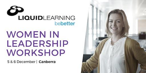 Women in Leadership Workshop