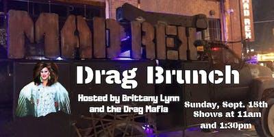 Drag Brunch at Mad Rex!