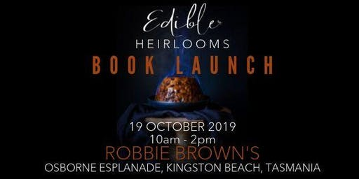 Edible Heirlooms Cookbook Launch Party