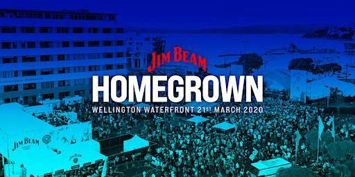 Jim Beam Homegrown 2020