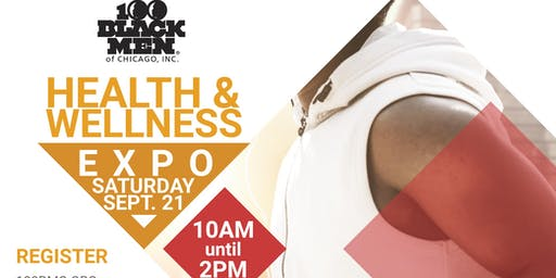 100 Black Men of Chicago, Inc. Health Expo