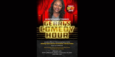Gerri's Comedy Hour tickets