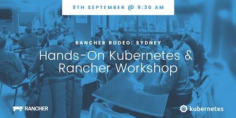Rancher Rodeo Sydney tickets