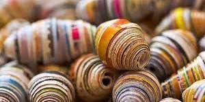 Arts Activation Ryde Workshop - Paper Beads Artwork