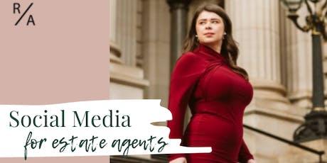 Social Media for Estate Agents tickets