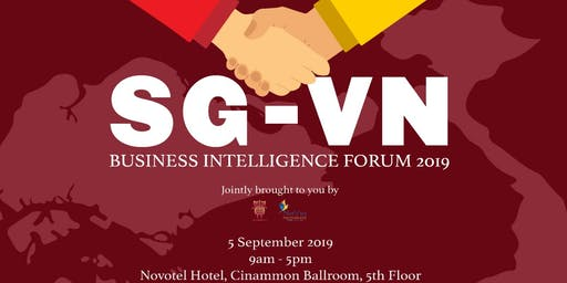 Singapore-Vietnam Business Intelligence Forum 2019