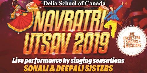 Delia School of Canada Navratri Utsav 2019
