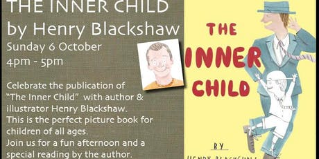 """The Inner Child"" Book Launch tickets"
