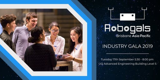 Robogals Brisbane Industry Gala 2019