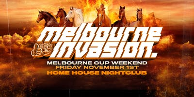 Melbourne Invasion Home House Geelong   Cup Weekend