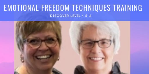 Discover Conscious(TM) EFT Level 1 & 2 Training