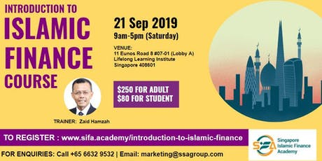 Introduction to Islamic Finance Course (CCOM) tickets