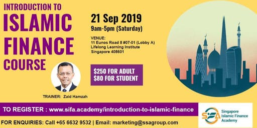 Introduction to Islamic Finance Course