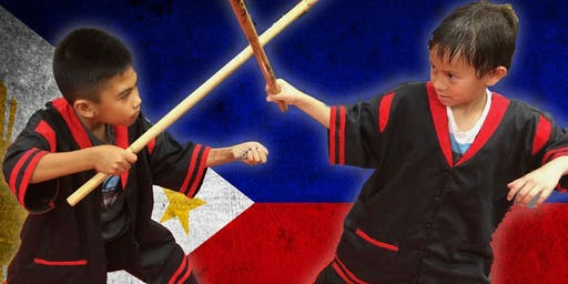 FREE Opening Day-Youth Filipino Martial Arts Class