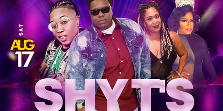 SHY T'S NO DAYZ OFF 10TH YEAR ANNIVERSARY PARTY @ MARTY'S SATURDAY AUG 17TH tickets