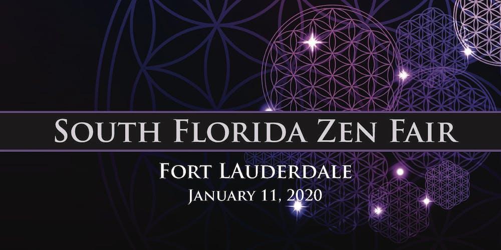 Ft Lauderdale Events January 2020.South Florida Zen Fair