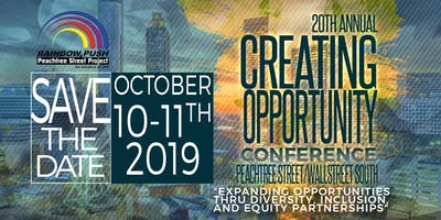 Peachtree/Wall Street South - 20th Annual Creating Opportunities Conference