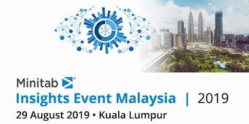 Minitab Insights Event Malaysia 2019
