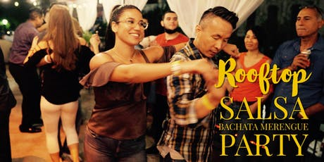 Salsa on the Rooftop Party! in Downtown 09/28 tickets