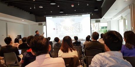 TJCCS Founder Talk Series: Entrepreneurship in Tech tickets
