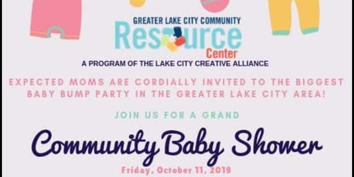 2ND ANNUAL GRAND COMMUNITY BABY SHOWER