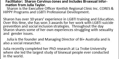 Working Effectively with LGBTI People