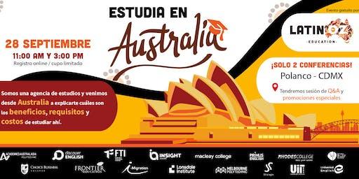 Estudiar en Australia: beneficios, requisitos y costos (sesión matutina)