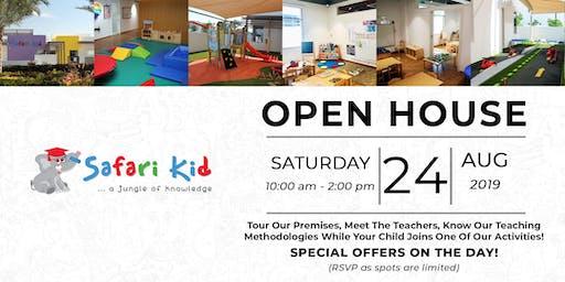 Safari Kid Nursery Meydan Grand Opening!