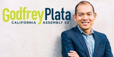 Godfrey Santos Plata for CA State Assembly - Aug. 28, SF, CA tickets