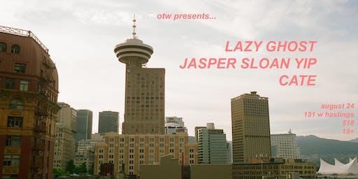 OTW: Lazy Ghost, Jasper Sloan Yip & Cate