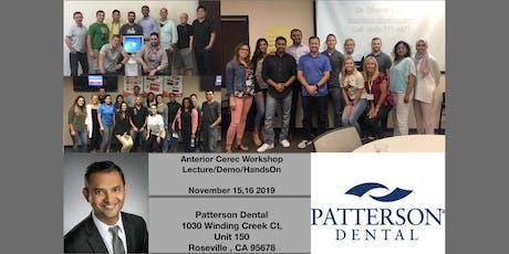 Anterior Cerec Workshop tickets
