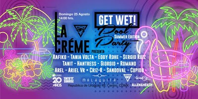Get Wet Pool Party Summer Edition