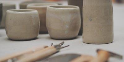 Not Yet Perfect- Pottery Wheelwork Workshop (Beginners-Intermediate)