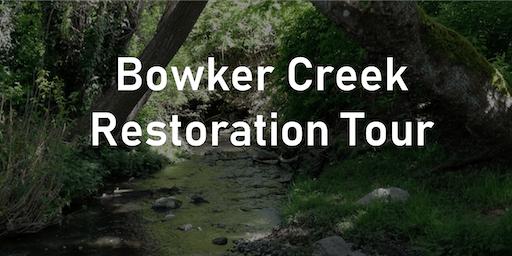 Bowker Creek Restoration Tour