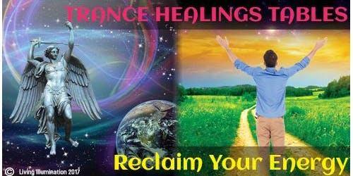 Trance Healing Tables - Sydney, NSW!