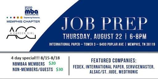 NBMBAA Memphis - Job Prep Event