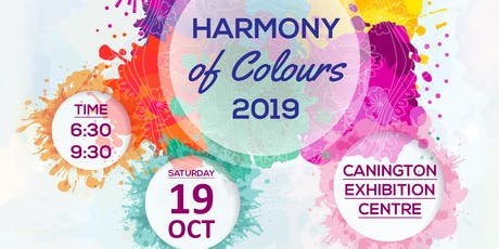 Harmony of Colours 2019 tickets