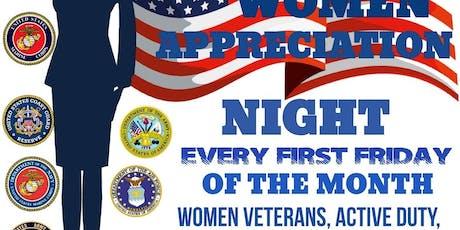 Military WOMEN Appreciation NIGHT Comedy Show tickets