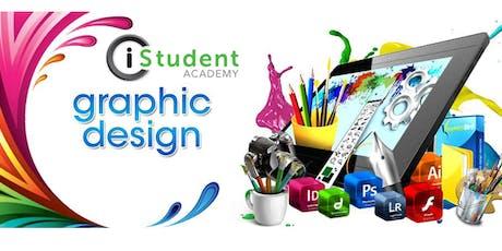 iStudent Academy PMB : Graphic Design Workshop tickets