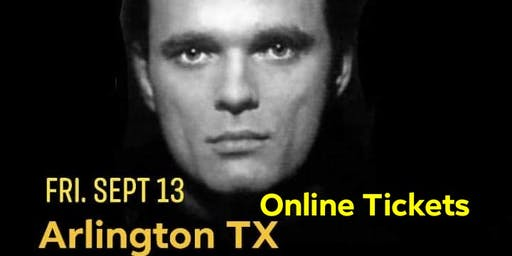 Arlington TX Meet & Greet w/Miklo Damian Chapa of BloodinBloodOut
