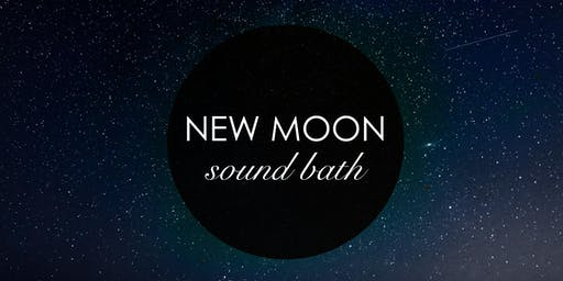 New Moon Sound Bath