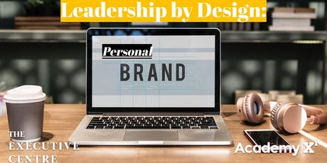 Leadership by Design: Personal Brand tickets