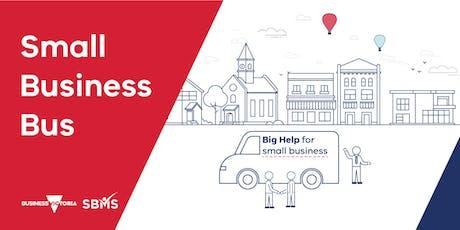Small Business Bus: Gisborne tickets